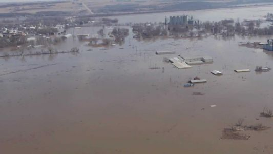 Flooding reaches new levels in southwest Iowa