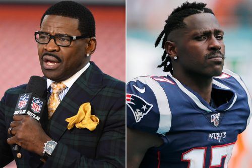 Michael Irvin pitches Antonio Brown to Cowboys out of 'desperation'