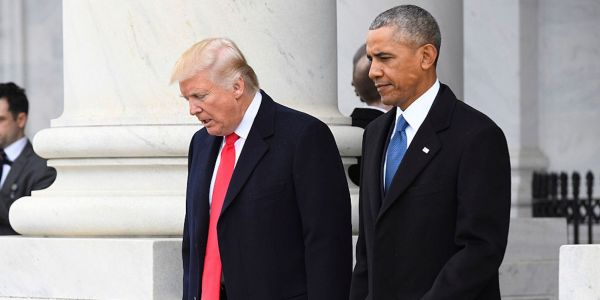 Trump is refusing to unveil Obama's portrait at the White House, breaking a 40-year tradition