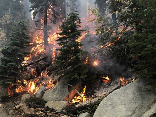 Caldor Fire: Wildfire that threatened Tahoe area fully contained