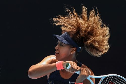 Naomi Osaka 'really intimidated' by Serena Williams as potential match looms