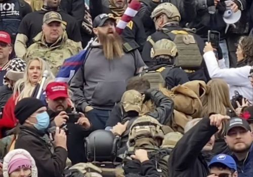 Capitol rioters included highly trained ex-military and cops