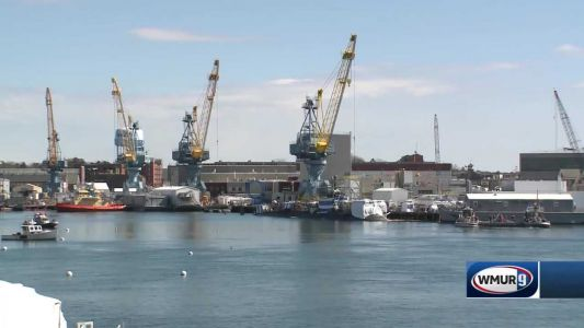 Shifting money to border wall could affect Portsmouth Naval Shipyard