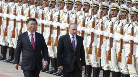 Beset by flagging economies, rising debt & defeat in Afghanistan, US-led West is lashing out at Russia and China in desperation