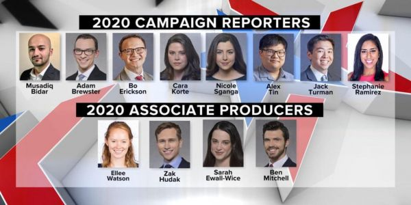 NAACP joins Alexandria Ocasio-Cortez and Kerry Washington in slamming CBS News for apparent lack of Black journalists on 2020 election team