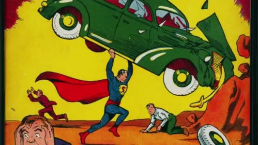 Rare 1938 Action Comics 1, featuring first appearance of Superman, sells for record-breaking $3.2M