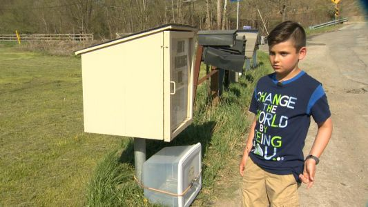 'It's just not right:' Michael Jackson music video inspires Cheswick boy to help the hungry