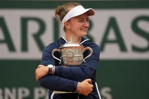 The Latest: French Open defends stance in Osaka dealings