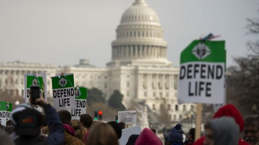 Anti-Abortion Rights Groups Push GOP To Rethink Rape And Incest Exceptions