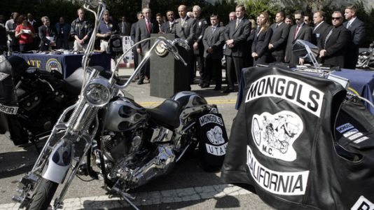 Jury decides to strip Mongols biker gang of trademark logo