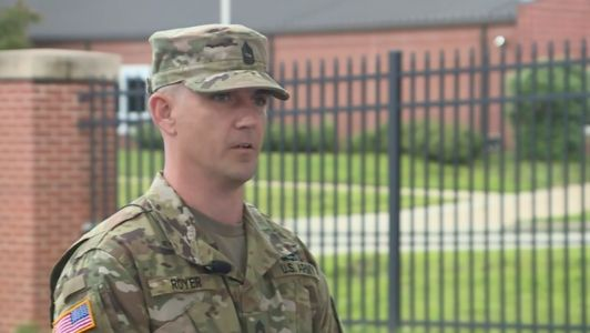 'I needed to do something:' Fort Leavenworth soldier describes how he stopped active shooter on bridge