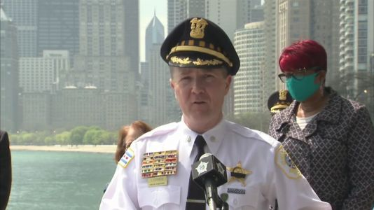 Chicago police announce crackdown on motorcycles, Memorial Day weekend speeders