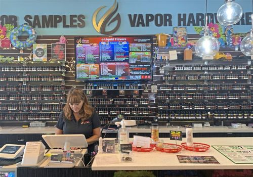 Up in vapor? Small vape shops struggle to survive under growing weight of tax changes, tariffs and stigma
