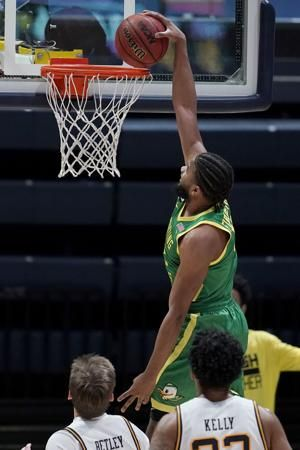Figueroa, Omoruyi, Duarte lead Oregon past Cal 74-63
