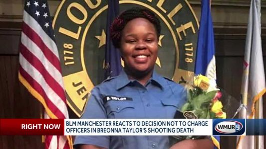 Black Lives Matter Manchester reacts to decision in Breonna Taylor case
