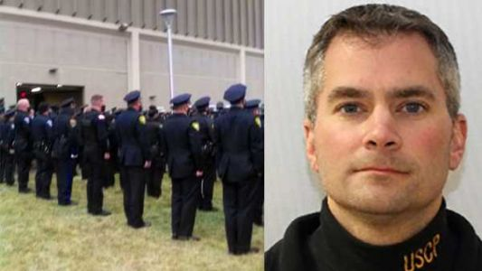 Hamilton County deputy travels to DC to honor legacy of fallen Capitol police officer
