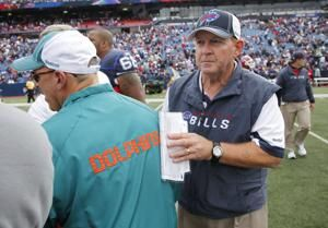 Retirement on hold: Chan Gailey back at work for Dolphins