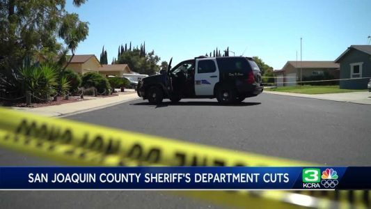 Sheriff's department temporarily cuts programs to pay for more officers