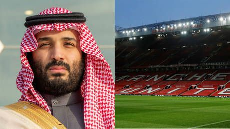 Man Utd preparing for new multibillion-dollar takeover bid from Saudi crown prince - reports