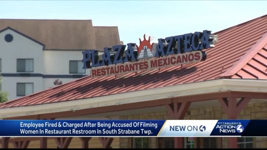 Officials: Alleged video recordings of women in restaurant restroom lead to charges, firing of employee
