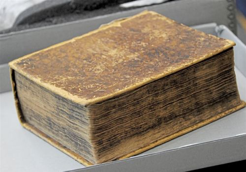 Stolen Breeches Bible will be returned to Carnegie Library of Pittsburgh