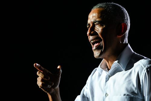 Obama says that 'snappy' slogans like 'defund the police' lose people 'the minute you say it'