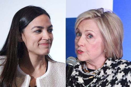AOC, Hillary commiserate about 2016 presidential race on Twitter