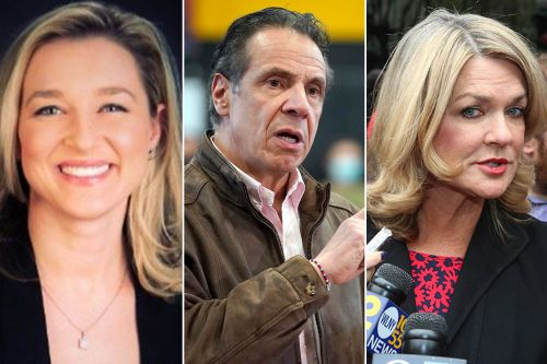 Two more women accuse Gov. Andrew Cuomo of inappropriate behavior
