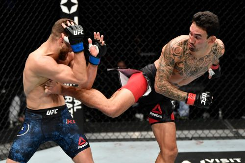 After UFC on ABC 1 win, Max Holloway wants in on Khabib Nurmagomedov sweepstakes