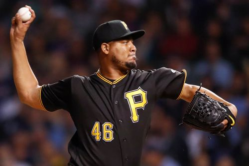 Pirates trade Ivan Nova as hot stove warms up