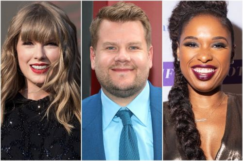 Taylor Swift, James Corden, Jennifer Hudson cast in 'Cats'