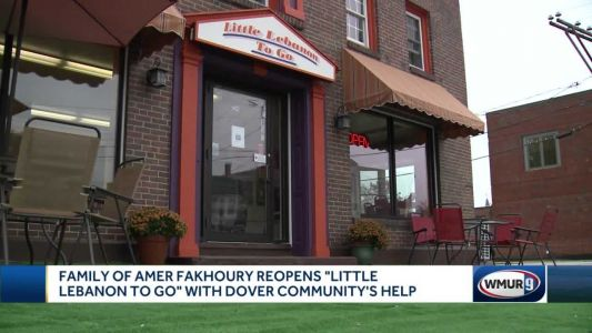 Community helps Dover restaurant reopen after owner's death