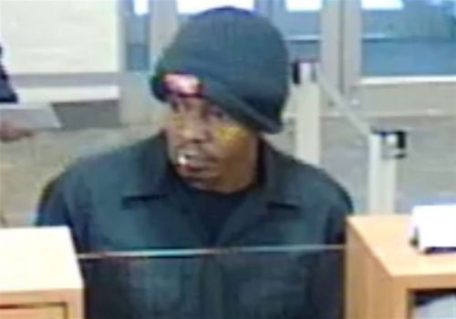 FBI Pittsburgh office seeking White Oak bank robbery suspect