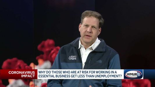 Part 1: Gov. Chris Sununu answers COVID-19 response questions in the WMUR studios
