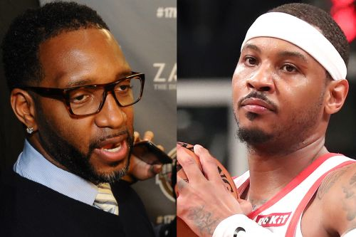 Tracy McGrady: It's time for Carmelo Anthony to retire