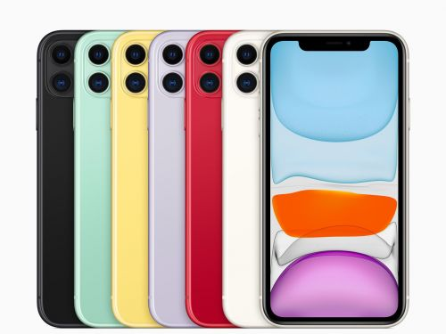 The iPhone 11 is available in 6 colors, including purple for the first time ever - here's how to decide