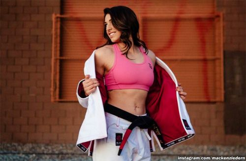 Manager maps out Mackenzie Dern's route to UFC strawweight title shot