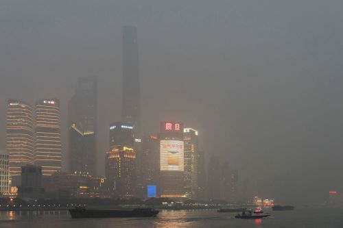 China is pumping tons of banned chemicals into the air