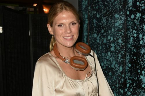 Alexandra Richards already back to work after wild wedding