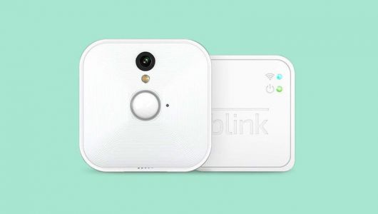 Add a layer of home security on Prime Day with the Blink Indoor Camera