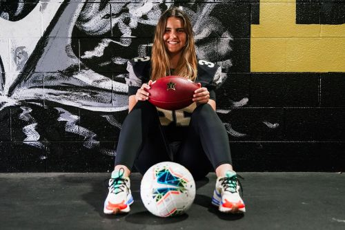 Vanderbilt soccer goalie Sarah Fuller set to make college football history