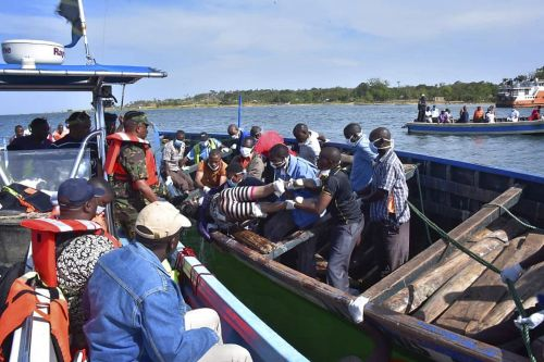 Death count reaches 183 after ferry capsizes on Lake Victoria