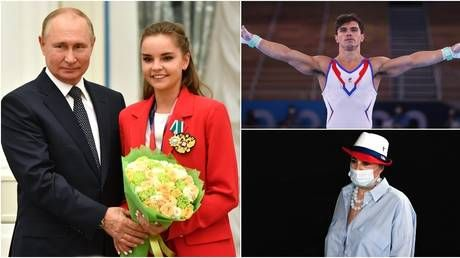 'Too many idiots in Russia': Gymnastics icon bites back at men's Olympic champ after he questions Averina gold medal car gift
