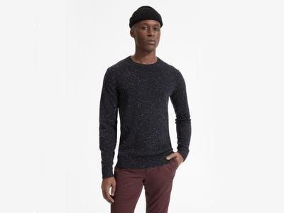 The best men's cashmere sweaters