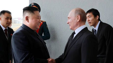 Next time in Pyongyang: North Korea says Putin accepted Kim's invitation at Vladivostok summit