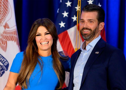 Kimberly Guilfoyle, Donald Trump Jr.'s girlfriend, tests positive for COVID-19: report