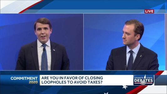 2020 NH 1st District debate: Closing tax loopholes