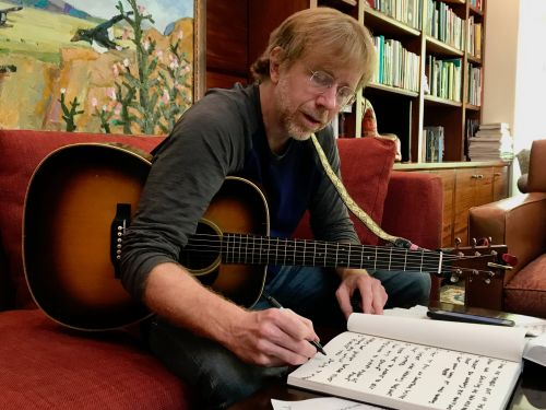 How filmmakers convinced Phish front man Trey Anastasio to open up about his addiction, arrest, and the future of the epic band