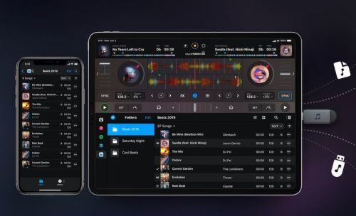Djay update rolls out bevy of new upgrades including Files integration