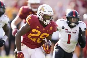 No. 17 Iowa St. looks for 1st 4-0 Big 12 mark at No. 6 OSU
